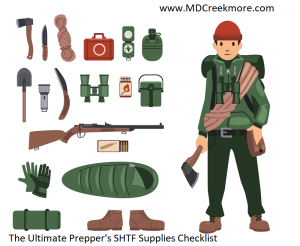 The-Ultimate-Preppers-SHTF-Supplies-Checklist